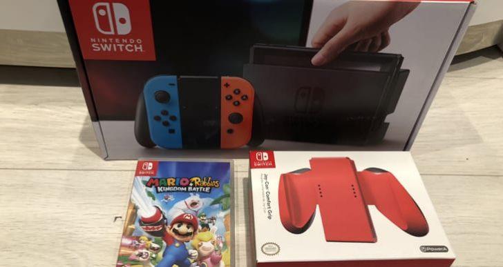 Nintendo Switch UK Tesco Bundle in Hands-on Review