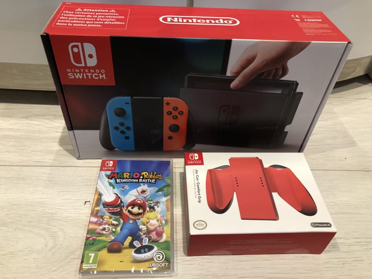 Nintendo Switch UK Tesco Bundle in Hands-on Review