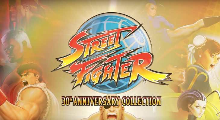 Street Fighter 30th Anniversary Collection with Switch exclusive