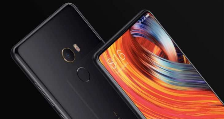 Xiaomi Mi Mix 2 Android Oreo 8.1 download out now