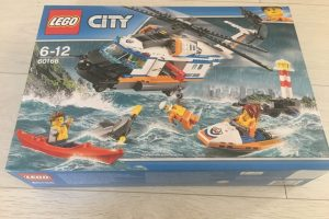 LEGO City Helicopter 60166 review, price drop at Tesco