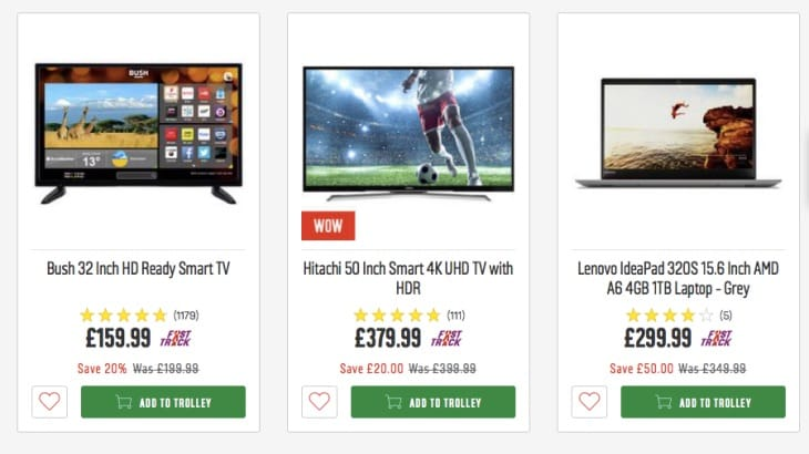 Argos Big Red Deals Event For April 2018 On 4k Tvs Product Reviews Net