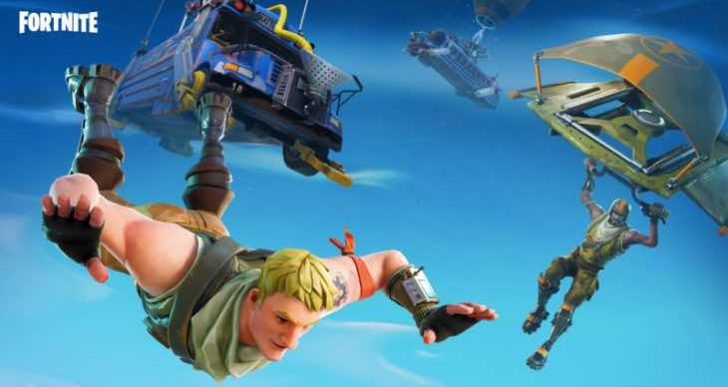 Fortnite 1.54 PS4 patch notes with problems