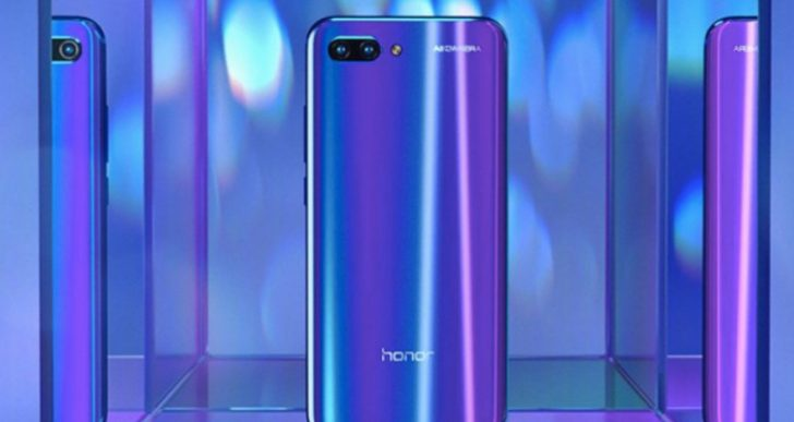 Huawei Honor 10 specs and price in USA, India