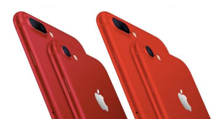 iPhone 8 Product Red surprise release date this month