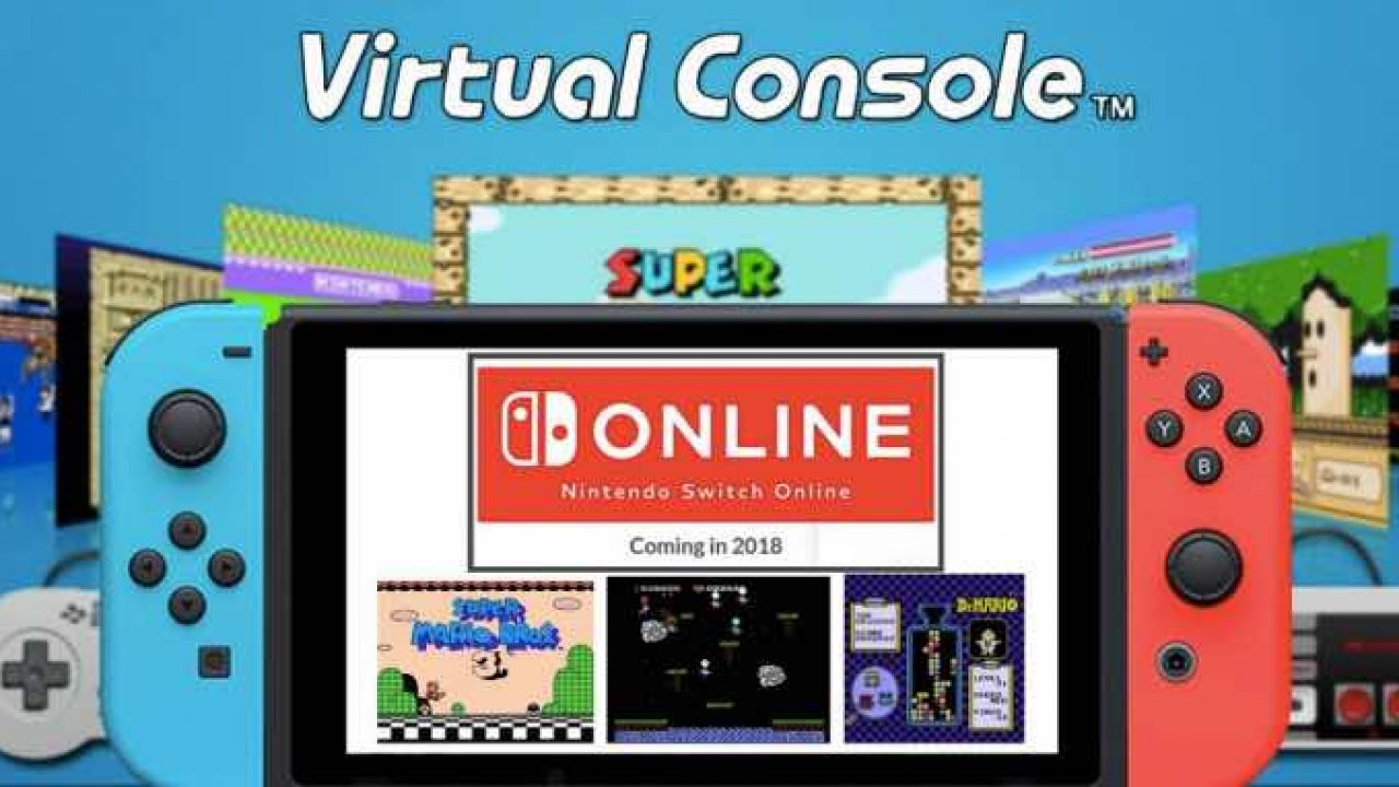 Nintendo Switch Virtual Console release date frustration