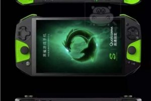 Xiaomi Blackshark gaming phone with specs preview