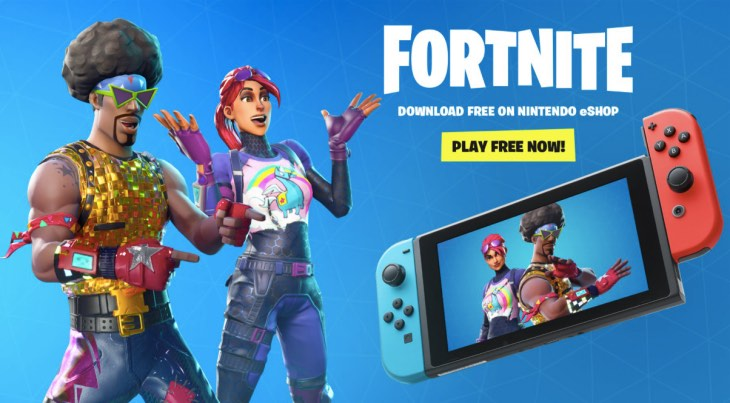 Fortnite Switch players unhappy with PS4 account ... | 730 x 403 jpeg 72kB
