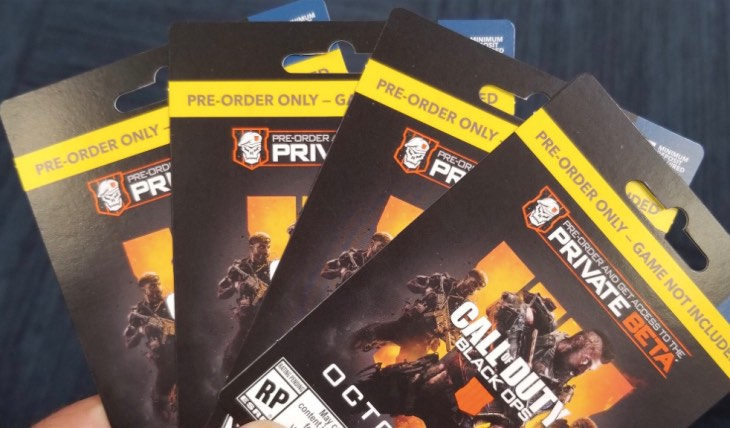 Free Black Ops 4 Beta Code Giveaways Start Product