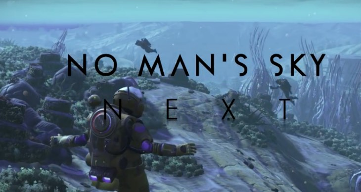 No Man's Sky Xbox One release confirmed with Next trailer ...
