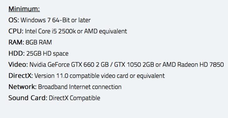 Treyarch announces Black Ops 4 PC minimum specs – Product Reviews Net