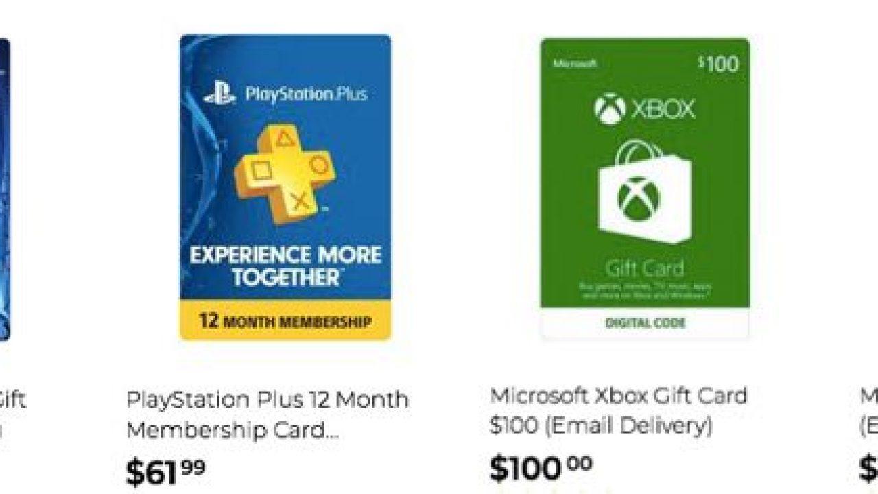 Rakuten offers 15% off PS Plus, Xbox Live codes for Labor