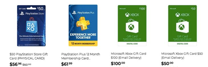 Rakuten offers 15% off PS Plus, Xbox Live codes for Labor