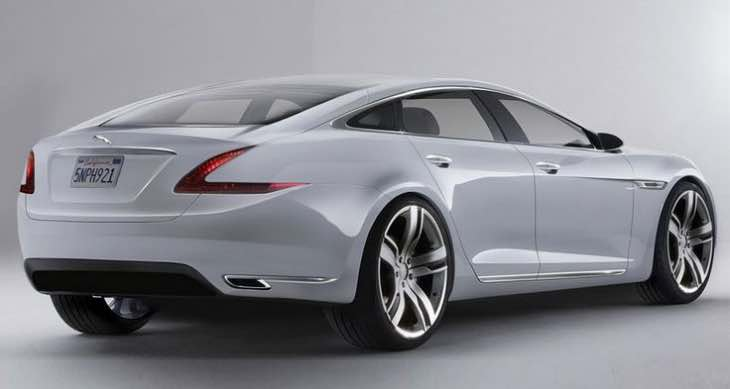 new 2019 jaguar xj hybrid significantly upgraded product reviews net. Black Bedroom Furniture Sets. Home Design Ideas