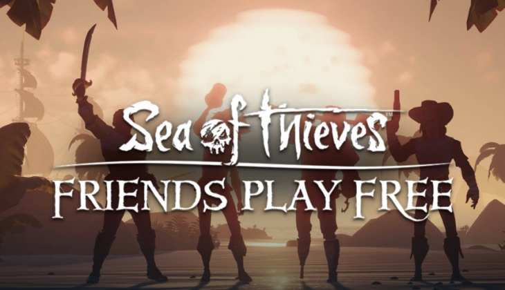 Official Sea of Thieves: Friends Play Free Trailer - YouTube