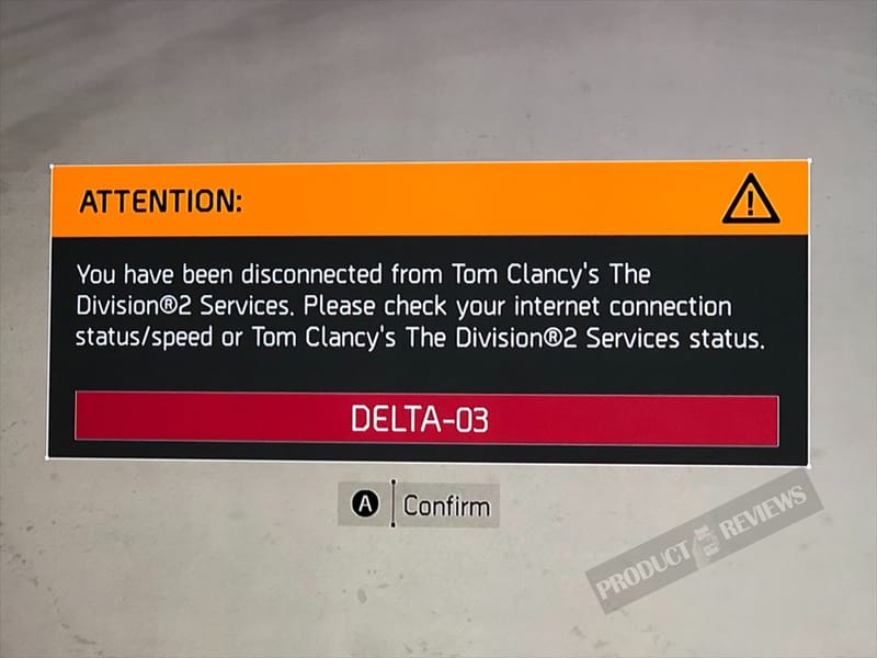 New Division 2 patch notes listed, as server maintenance