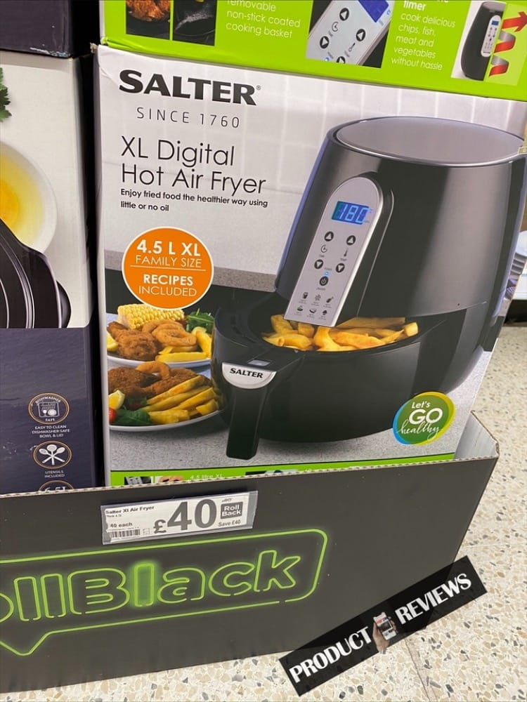 Asda Launch Roll Black Event In Store Product Reviews Net