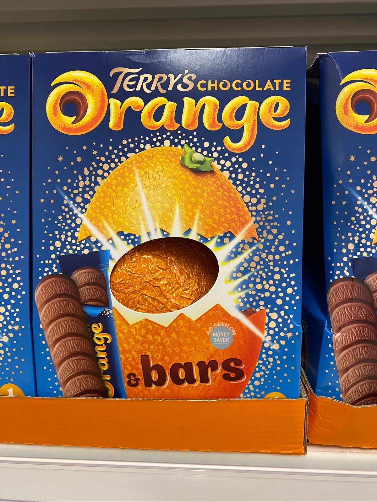Easter Candy Eggs: Terry's Chocolate Orange Easter Egg From Tesco Goes Viral