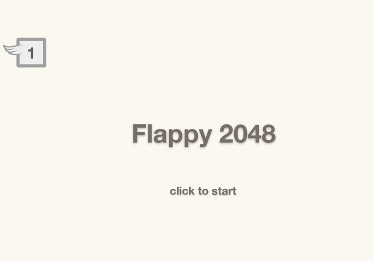 2048-Flappy-Bird-game