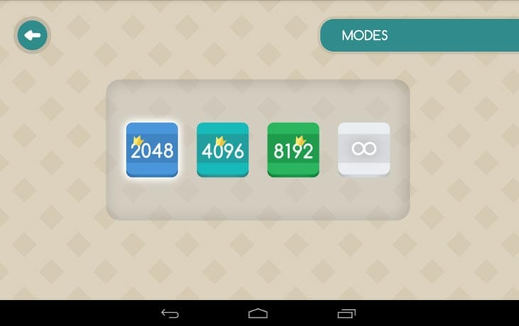 2048-game-modes