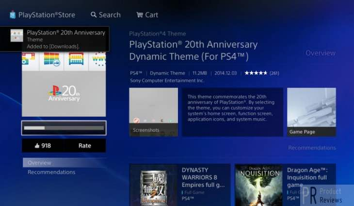 20th-anniversary-ps4-theme