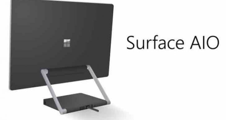 24-inch Surface All-in-one iMac competitor, not in 2016