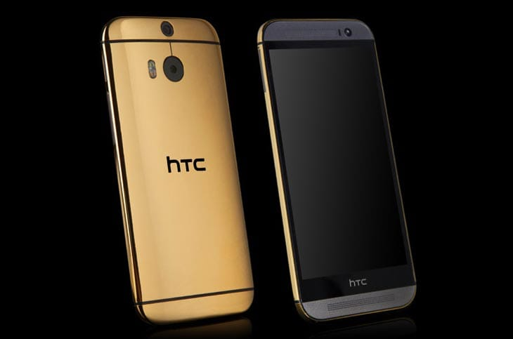 24ct-Gold-HTC-One-M8