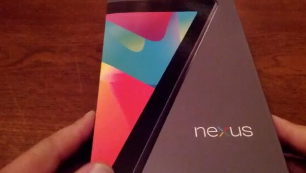 32GB Nexus 7 tablet breaks embargo with price