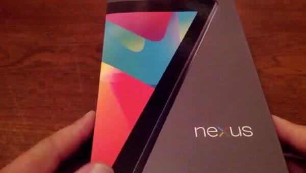 32GB Nexus 7 tablet breaks embargo with price