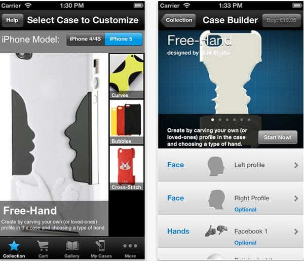 3DPCase-ios-app