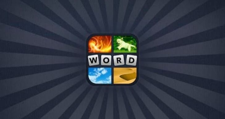 4 Pics 1 Word game, the next Draw Something