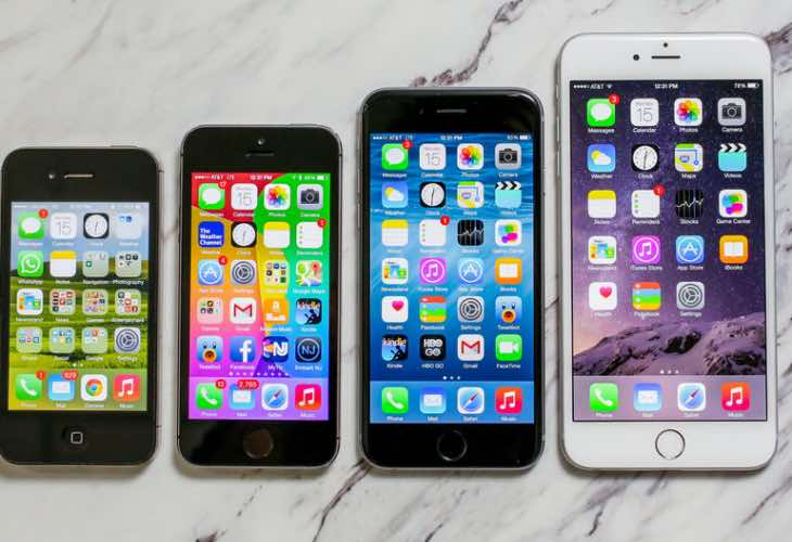 4-inch iPhone for 2015