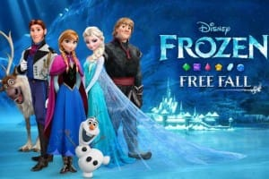 45 new Frozen Free Fall levels