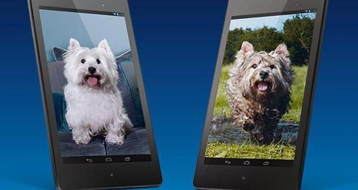 4G Nexus 7 exclusive on O2 until Nov 1