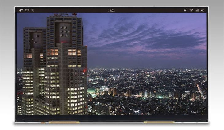 4K Sony Xperia tablet display looms 2