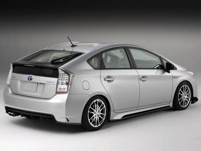 4th Generation Toyota Prius efficiency