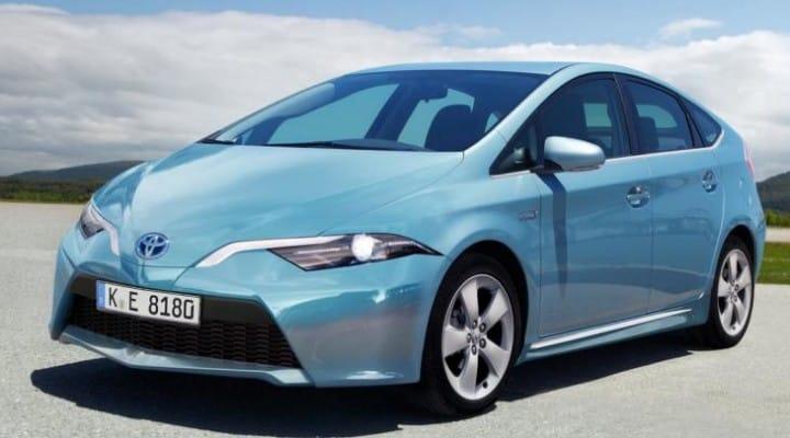4th-generation Toyota Prius fuel economy raises diesel debate