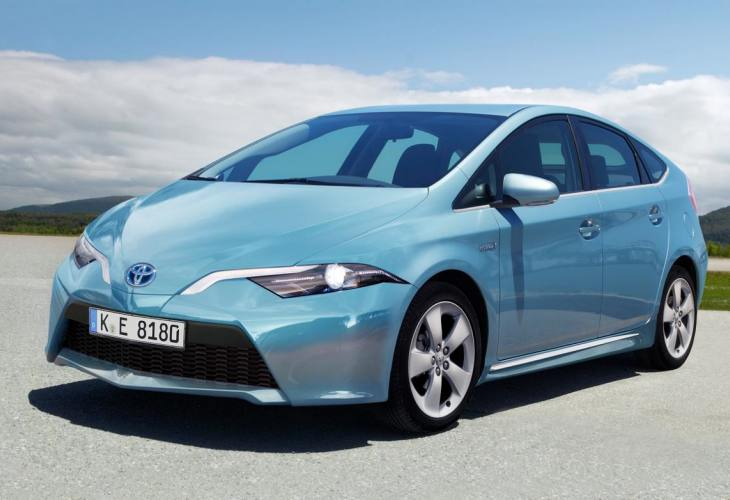 4th-generation Toyota Prius fuel economy raises diesel debate