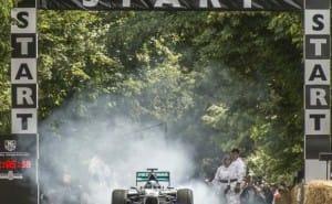 2015 Goodwood Festival of Speed event schedule develops