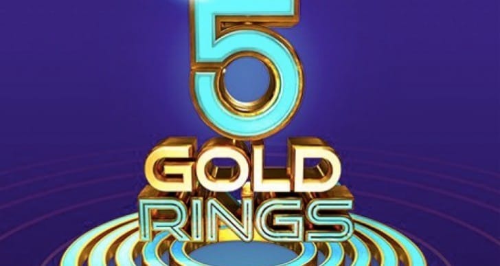 5 Gold Rings app high score for iOS, Android