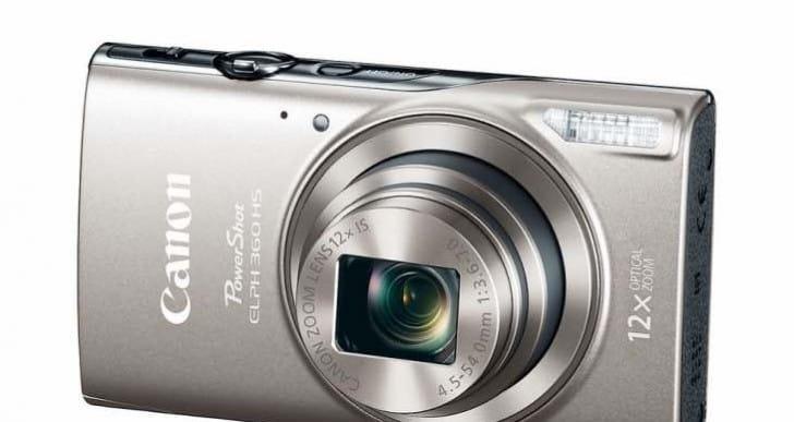 Canon upgrades 5 camera models at CES 2016