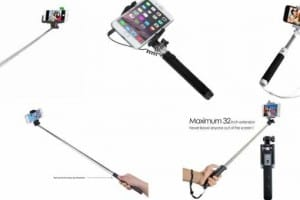 Best selfie stick for New Year's Eve selfies