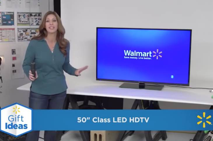 50-inch Class LED HD TV video