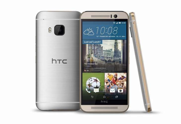 64GB HTC One M9 US, UK shipping date uncertainty