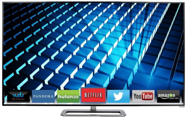 65-inch VIZIO TV review positivity for M652I-B2
