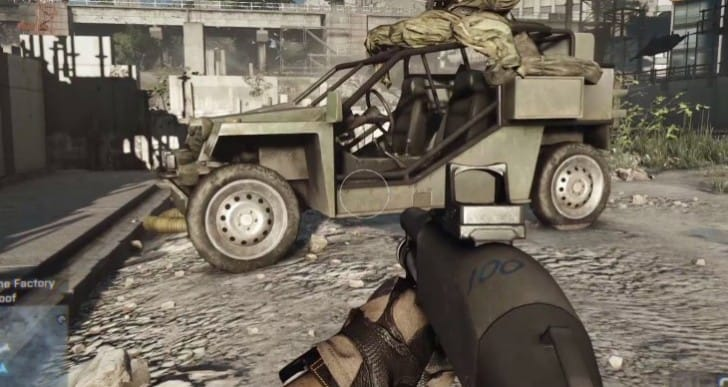 7-day Battlefield 4 Double XP begins on Thanksgiving