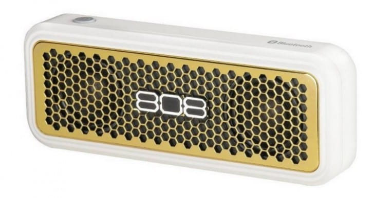 808 XS Bluetooth speaker review for great sound, price