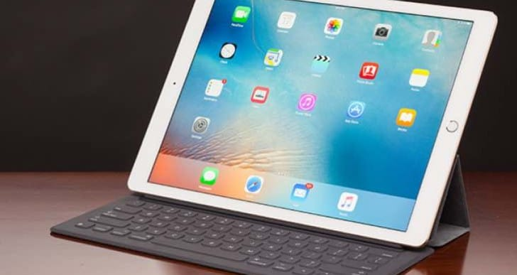 9.7-inch iPad Pro price expectations and capacity options