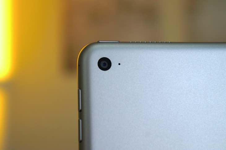 9.7-inch ipad pro camera