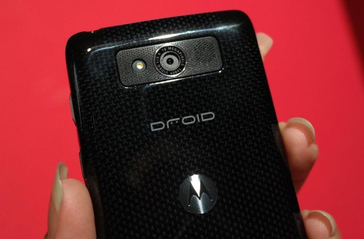 Motorola DROID Mini review and versus‎ RAZR M